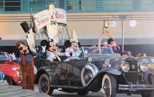 Week-end magique en famille avec entrées au parc Disneyland® Paris