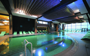 Thalasso-weekend in Cabourg