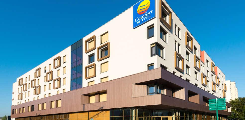 H tel comfort suites universit s grenoble est h tel de for Meilleur site de reservation hotel