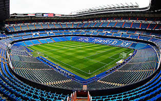 Escapada con entradas al Santiago Bernabéu en Madrid
