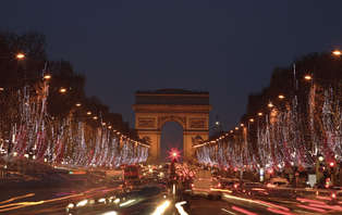 Offre spéciale : séjour au coeur de Paris à proximité de l'étoile