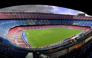 Week-end à Barcelone avec ticket pour le camp nou experience