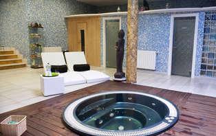 Especial Relax con Spa privado en un entorno mágico
