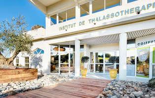Week-end avec 3 soins découverte Thalasso et accès spa au bord de la mer
