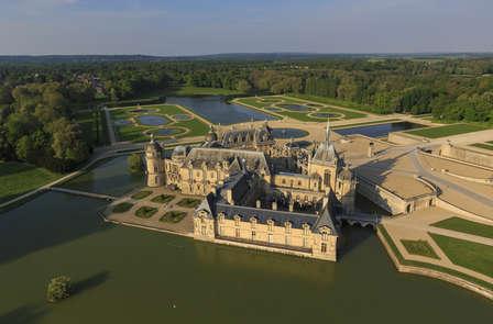 Ontdekkingsweekend inclusief toegang tot het landgoed van Chantilly