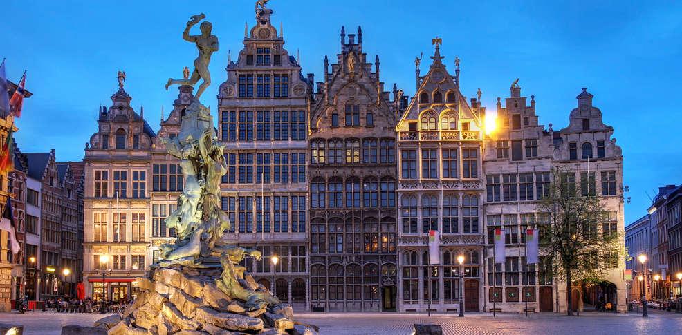 Hotel De Charme Anvers