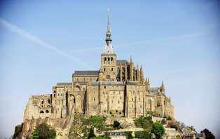 Week-end découverte avec entrées à l'abbaye du Mont Saint Michel