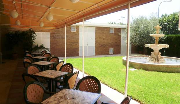 Escapada con cena cerca del Parque Natural la Albufera en Weekendesk por 69.00€