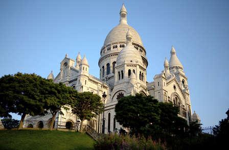 Romantisch weekend in de Parijse wijk Montmartre