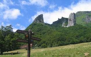 Week-end au coeur du parc des Volcans d'Auvergne