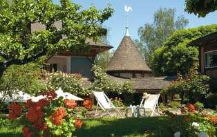 Week-end à Evian les Bains au bord du lac Léman