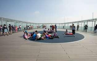 Montez sur le plus haut toit de Paris lors d'un week-end à la capitale