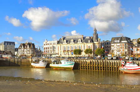Week-end à Trouville-sur-Mer