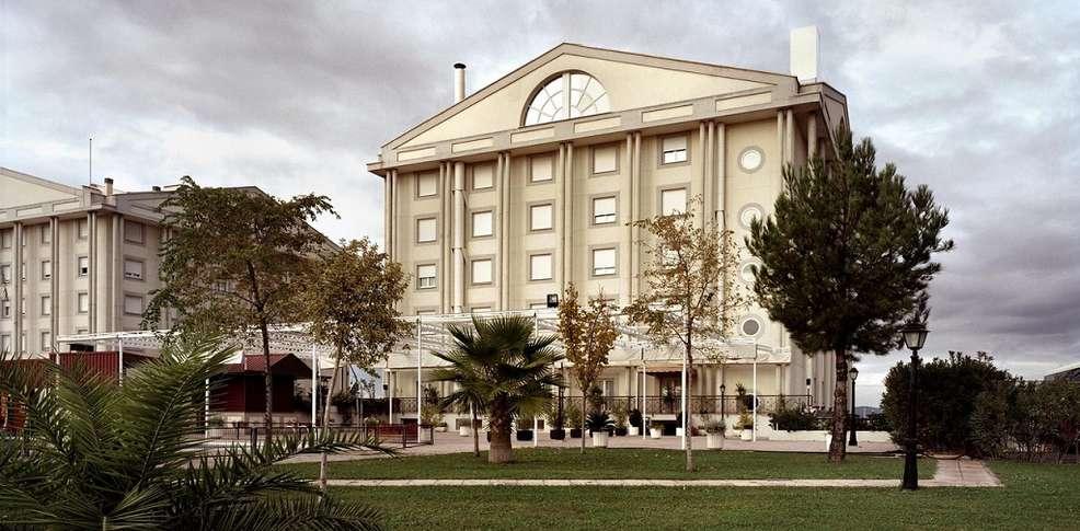 Hotel velada m rida h tel de charme m rida - Jardin suspendu brussels montpellier ...