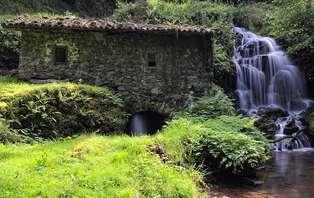 Escapada rural con visitas a sidrería y quesería en Villaviciosa (desde 2 noches)