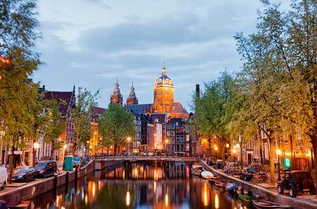 Romantisch wellnessweekend op luxe kamer in hartje Amsterdam