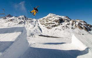 Especial esquí: Escapada con forfait en Candanchú (desde 2 noches )