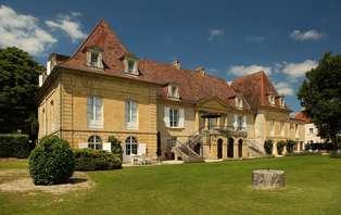 Week-end de charme dans un château du Périgord, à côté de Bergerac