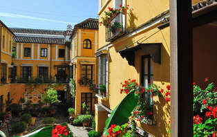 Escapada con espectáculo flamenco y encanto andaluz en Sevilla