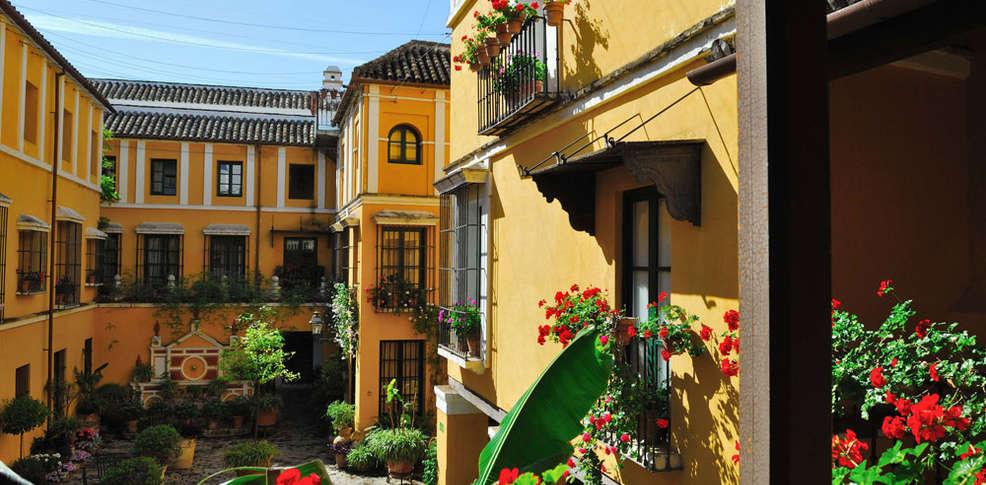 Hotel las casas de la juder a sevilla h tel de charme s ville for Inmobiliarias cordoba
