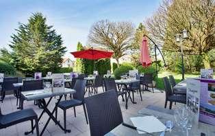 Week-end avec dîner au cœur des Vosges, à Luxeuil les bains