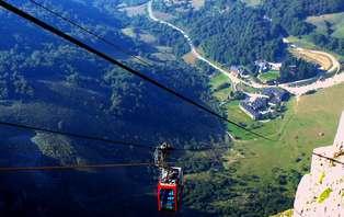 Escapada naturaleza en Los Picos de Europa con acceso al Teleférico de Fuente Dé