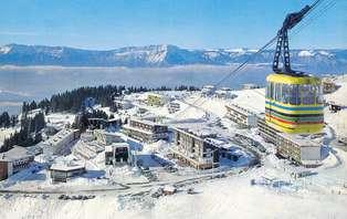 Offre spéciale : Week-end ski avec forfait et dîner près de Grenoble