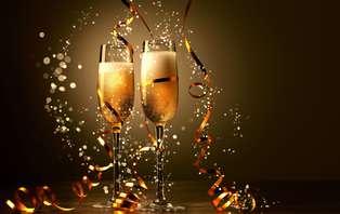 Offre Spéciale Fêtes de fin d'Année: Soirée avec dîner du réveillon à Divonne les Bains