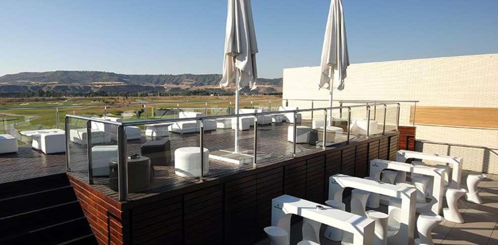 Hotel sercotel el encin golf alcal de henares hotel for Piscina cubierta alcala de henares