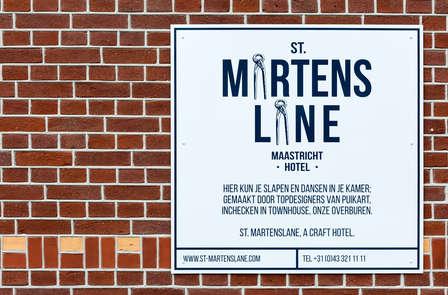 Weekendje weg in een designhotel in hartje Maastricht