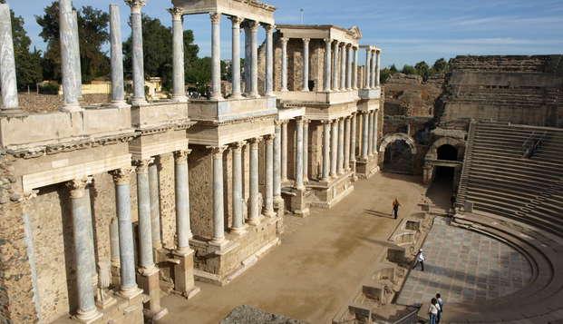Especial Cultura: Escapada con visita al Teatro Romano de Cartagena (Desde 2 noches) en Weekendesk por 52.50€