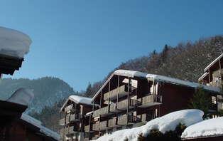 Week-end au ski dans un appartement à La Clusaz (2 nuits jusqu'à 6 personnes)