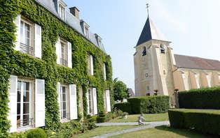 Oferta especial de €119 para 2: fin de semana relax en una habitación superior a 30 min de París