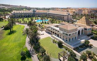 Escapada con cena y spa: Evasión de lujo en Almería