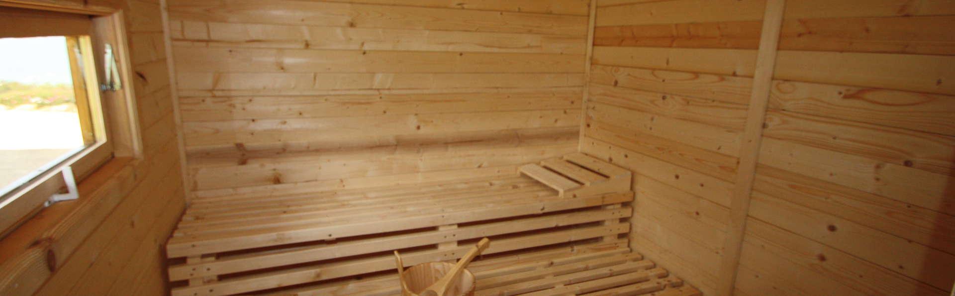 Week end avec d ner tr l vern avec 1 acc s au sauna pour 2 adultes partir d - Sauna finlandais paris ...