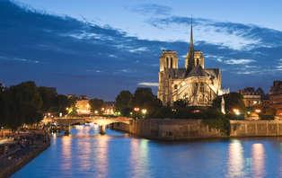 Offre spéciale : Week-end détente et romantique dans un hôtel de luxe au coeur de Paris