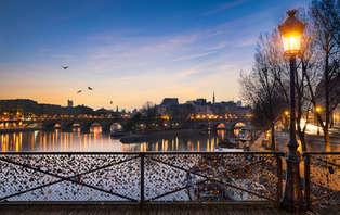Offre spéciale : Week-end détente au coeur de Paris