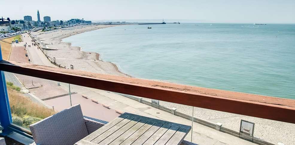 Hotel De Charme La Rochelle Vue Sur Mer