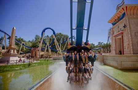 Offre spéciale early booking: week-end avec entrée au parc Astérix