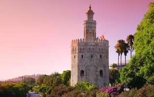 Week-end détente et romantisme avec dîner à Séville