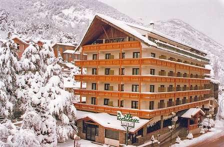 Évasion alpine avec demi-pension à La Massana