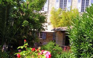Week-end en famille en Provence dans le Gard (enfant inclus)