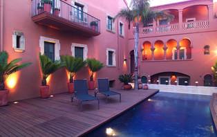 Escapada con spa en un hotel con encanto en Altafulla