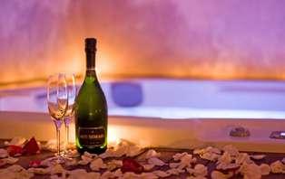 Escapada a Mérida: Romántica con spa privado en un hotel boutique