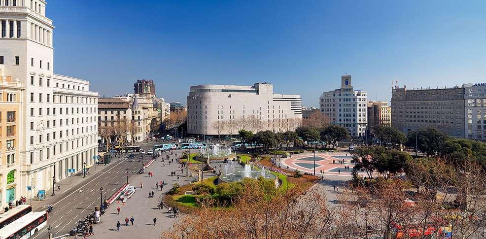 H tel h10 catalunya plaza h tel de charme barcelone - Hotel de charme barcelone ...