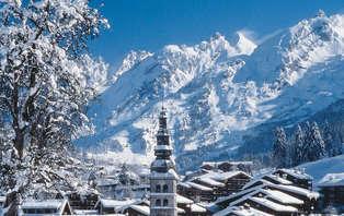 Week-end détente au ski en studio à la Clusaz (2 nuits jusqu'à 4 personnes)