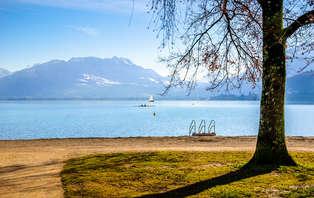 Offre spéciale: Week-end avec dîner près du lac d'Annecy