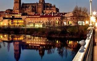 Escapada Relax: Disfruta de Salamanca con descanso y cena