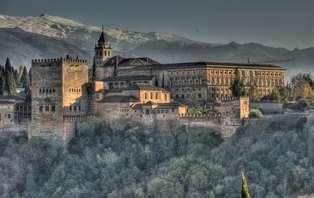 Escapada con visita a la Alhambra: Vive una historia milenaria