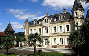 Week-end avec dîner du terroir, dans un château au cœur du pays Gascon